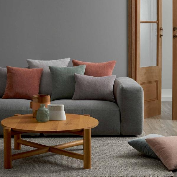 PARISSA RANGE from Warwick. A relaxed durable fabric for everyday use.  Poly cotton linen blend. View Fabrics...