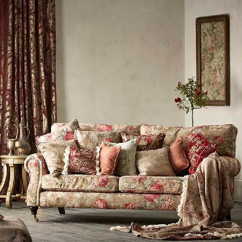 RENAISSANCE COLLECTION by Warwick. Massive collection of quality traditional style fabrics. 9-Different ranges. Click to view fabrics. ..