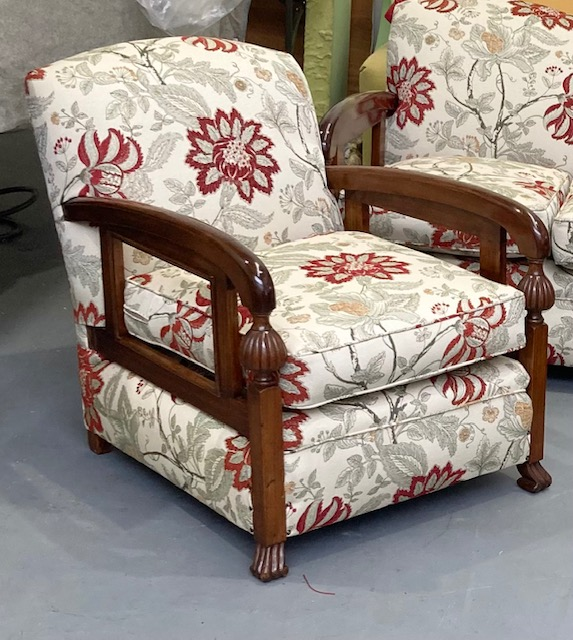 Restoration, repair and reupholstery vintage Jacobean lounge suite... see more