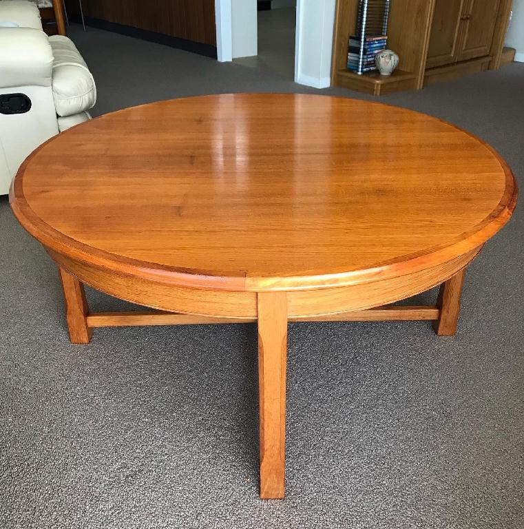 Restoration of Parker coffee table top... see more